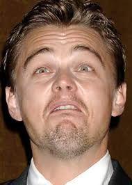 Leonardo DiCaprio looking his best