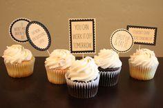 cupcakes, yummi cupcak, cupcak collect, tasti recip, cupcak yummi, cupcake toppers, protest sign, cupcak protest, eat cupcak