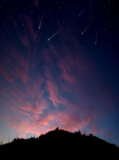 ✮ Falling Stars