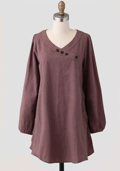 Wellesley Tunic Dress