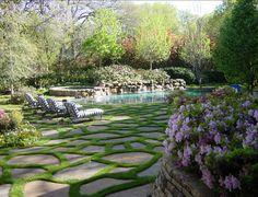 Natural Pool Ideas.