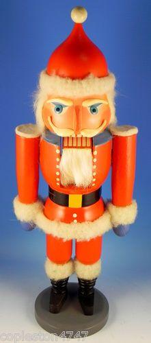 German Santa Claus Nutcracker