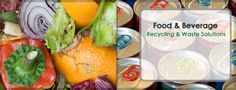 Food and beverage recycling solutions
