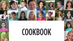 2014 Healthy Lunchtime Challenge Cookbook - healthy recipes for kids, created by kids #letsmove #healthyeating