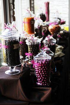 Purple candy bar!