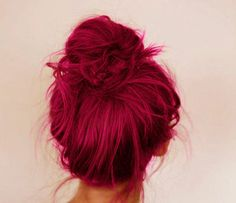 Wine Hair Chalk - Hair Chalking Pastels - Temporary Hair Color - Salon Grade - 1 Large Stick on Etsy, £1.08