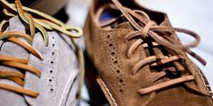 Footwear Care: Protecting & Cleaning Suede Shoes #FashionTip #Men