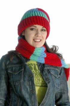 ★ Free Knifty Knitter Round Loom Patterns ★