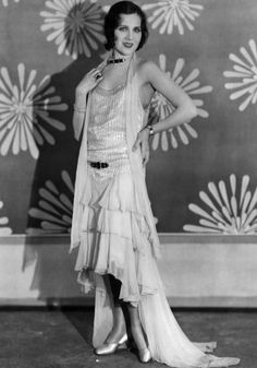 Style icons of the 1920s Fay Wray
