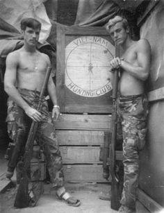 Vietnam sniper and spotter