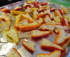 theArtisticFarmer: AWESOME Stuffed Mini Sweet Peppers