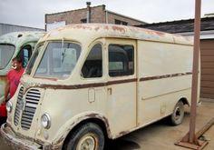 Vintage Step Vans
