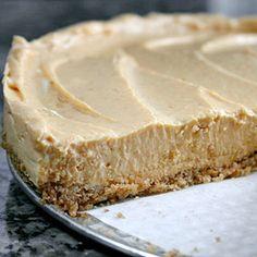 Easy Refrigerator Pumpkin Cheesecake
