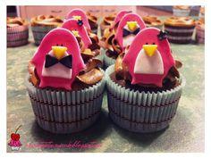 hot pink penguins!