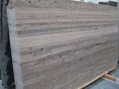 TRAVERTINE. SLABS. on Pinterest  Travertine, Crystals and Silver