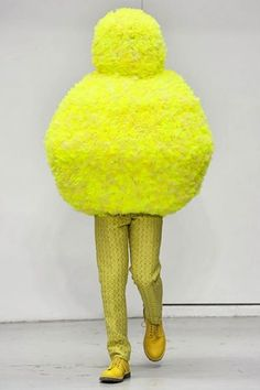 Tennis ball outfit?