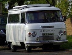 commer camper by UNKIEPAUL / Paul Johnston, via Flickr