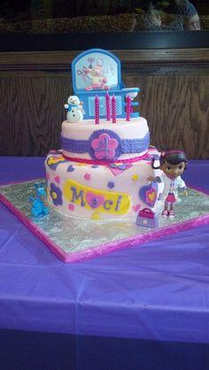 cake luv, mcstuffin cake