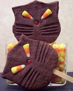 Black Cat Cookies Recipe