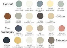 Benjamin Moore Color Trends 2013