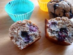 Simple Blueberry Muffins	 #PaleOMG