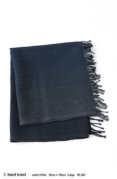 Akiha weave towels   ¥5,500 (other colors ¥1,600-2,800)  __ 100% cotton
