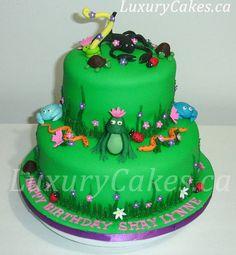 Reptile animal cake  Cake by Sobi