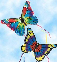 Hearthsong - Mini Butterfly Kites