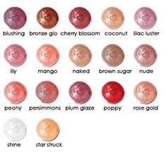 lip gloss color ideas - Learn how to make homemade lip gloss.