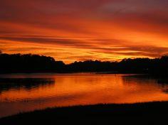 Toledo Bend Sunset