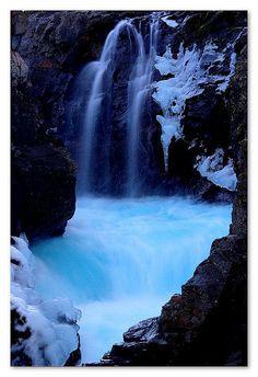 Bjarnafoss, Iceland