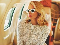 Air travel. #LivingInStyle