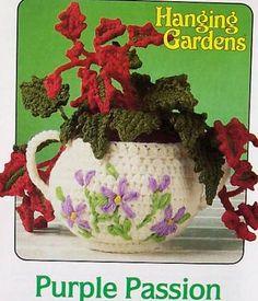 Crochet Hanging Gardens