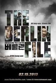 [Movie] The Berlin file (베를린) /  DVD BERLIN [KOREAN/ENGLISH] # 3132