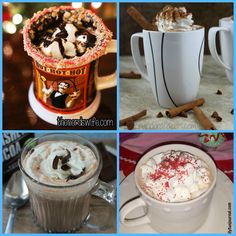 7 Homemade Hot Cocoa