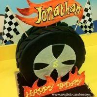 hot-wheels-themed-birthday-cake