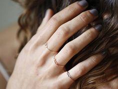 Gabriela Artigas knot rings