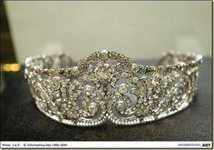 Tiara de la reina Isabel de Bélgica