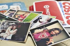 How to print Instagram photos through COSTCO! 13 cents a photo!
