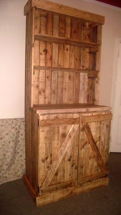 Pallet Dresser  #Dress, #Furniture, #Pallets
