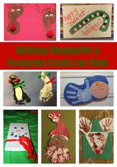 Holiday Handprint &