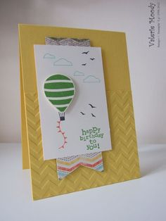 by Valerie Moody, Stamping with Val
