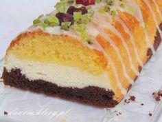 Trzy kolory, włoskie ciasto - Na słodko -
