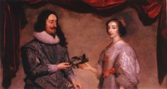 On this day in British history, June 13, 1625, King Charles I married Henrietta Maria of France, making her queen consort of England, Ireland and Scotland.