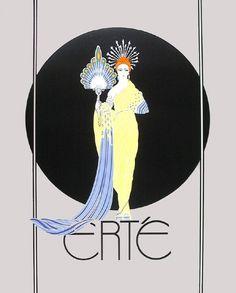 Art Deco - Erté