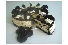 Oreo Cheesecake  ==> http://lovecookeat.com/oreo-cheesecake/