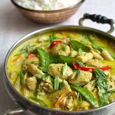 Image for Slow Cooker Coconut Ginger Chicken & Vegetables
