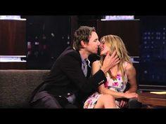 Kristen Bell & Dax Shepard on Jimmy Kimmel Live PART 2