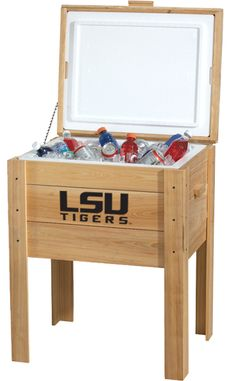 Louisiana State University Cypress 68 qt Tailgate Party Cooler