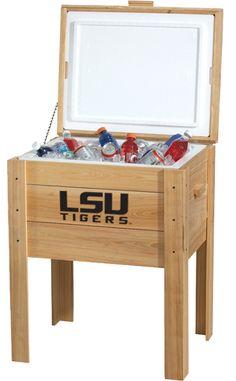 Louisiana State University Cypress 68 qt Tailgate Party Cooler